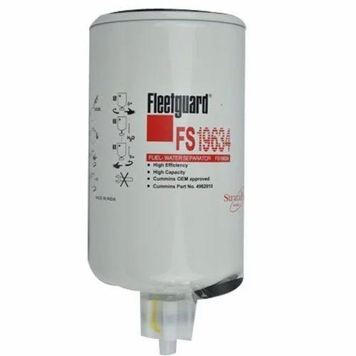 Fuel Water Separator Filter >> Generator Fuel Water Separator