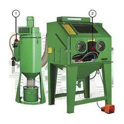 GEC Suction Blaster Machine