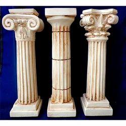 Design Stone Pillar