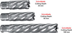 Schifler Magnetic Drill Bit