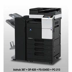 Konica Minolta Bizhub 367 Printer