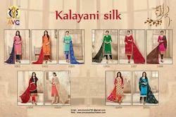 AVC Kalyani Silk