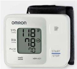 Omron Automatic Wrist B. P. Monitor Rem2