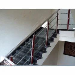 Modular Staircase Railing