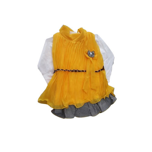 83a07745617cc Baby Girls Girl's Fancy Dress, Size: Small, Rs 850 /piece | ID ...