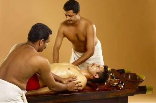 Gay massage x