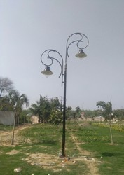 Pole Bracket Light