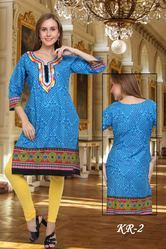 Cotton Kurtis For Ladies