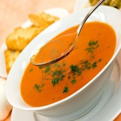 Panama Foods Red Tomato Soup, Packaging Size: 1 Kg