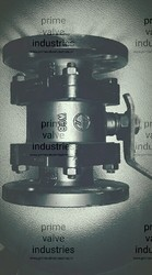Lt Cast Steel Ball Valves
