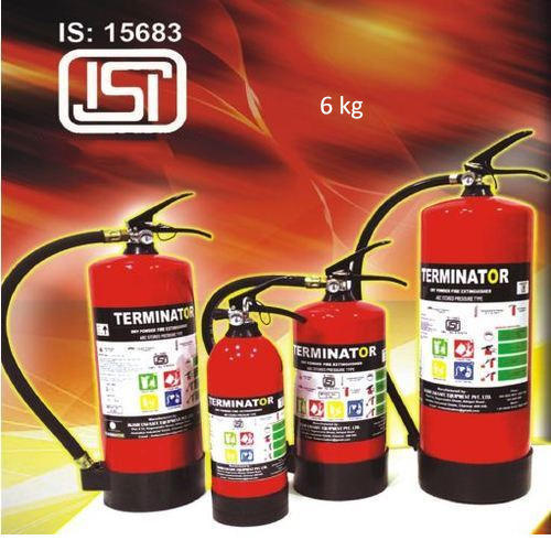 ABC Fire Extinguisher 6 Kg
