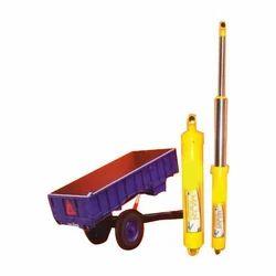 Tractor Trailer Hydraulic Jack