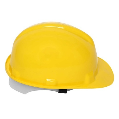 Image result for yellow construction helmet