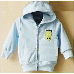 Fleece Baby Zipper Hoody