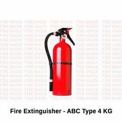 Fire Extinguisher ABC 4 KG