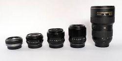 Fujinon HF25XA-1 2/3 3 Megapixel Series Camera Lenses
