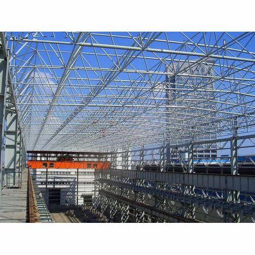 Roof Grid Frame at Rs 250 /square feet | Sant Nagar | New Delhi | ID ...