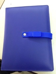 Note Pad with Pen drive