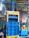 Manual Paper Baling Machine, Capacity: 50 Ton To 250 Ton