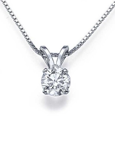 brilliant solitaire canadian floating cut white ice ct gold pendant in pin diamond