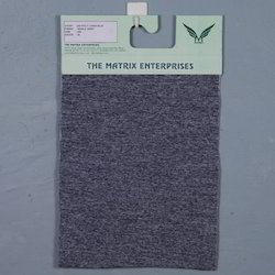 Poly Linen Knitted Fabric