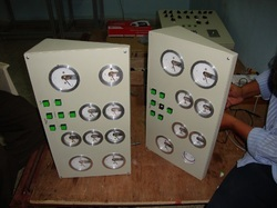 TCS Panel Machine