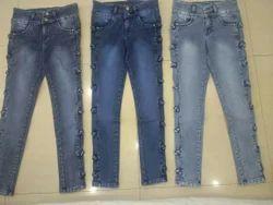 Ladies Jeans Denim