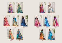 Dailywear Digital Printed Saree