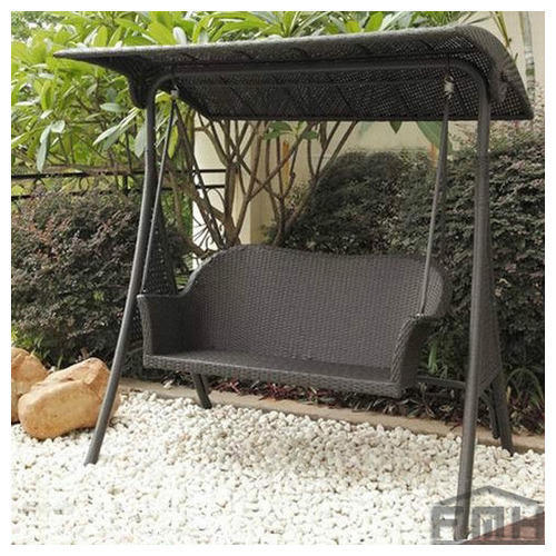 Outdoor Wicker Two Seater Swing Moments At Rs 52204 Set West
