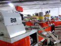 Automatic Paper Tube Making Machine