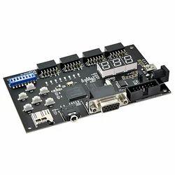 Spartan 6 FPGA Development Board with DDR SDRAM