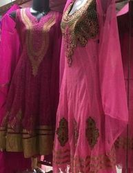 Ladies Frock Suits