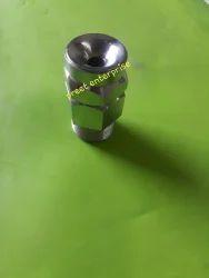 High Velocity Nozzle