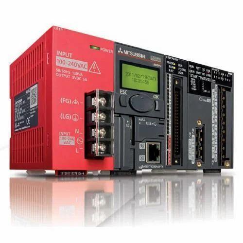 PLC System - Mitsubishi Q Series PLC Manufacturer from Pune