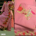 ¿¿¿¿Kurta Palazzo Set ¿¿¿Stitched In Embroidered Chanderi Fabric¿¿¿¿¿¿¿¿