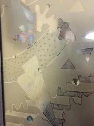 Acid Texture Glass