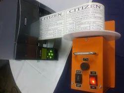 6 Barcode Label Printer External Rewinder