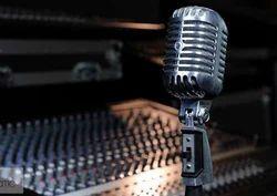 Audio Equipment Service