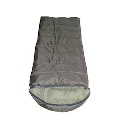 Grey Sleeping Bag