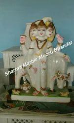 Marble Dutta Bhagwan Statues