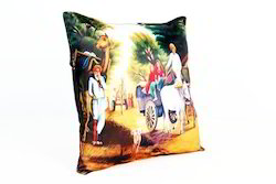 Sublimated Cushion Cover