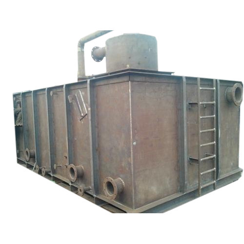 Mild Steel Oil Storage Tank