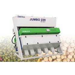 Dehydrated Peas Color Sorter