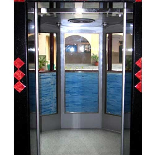 408 Kg Discovery Elevators Mall Elevators, Max Persons/Capacity: 13 Persons