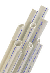 White Hardtube UPVC Pipes, Class 1, Thickness: 2 Mm
