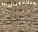 Hazaro Pleating Machine