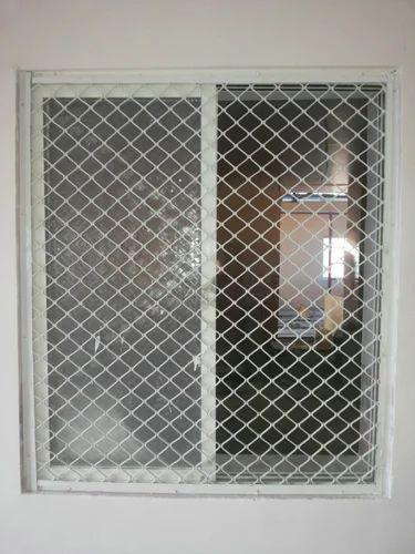 Aluminium Grill Window Aluminium Window Dayara