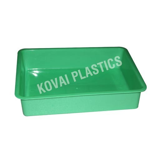 Beau Plastic Storage Tray