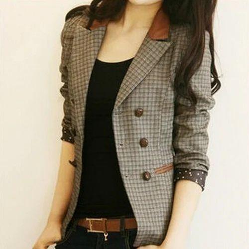 Stylish Women Jacket at Rs 5000/set(s