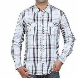 d725de20 Mens Casual Shirt - Gents Casual Shirt, Mens Plain Shirt ...
